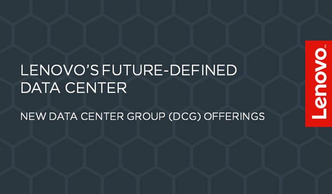 Lenovo Data Center Story