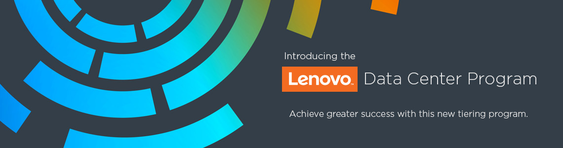 Lenovo Data Center Program