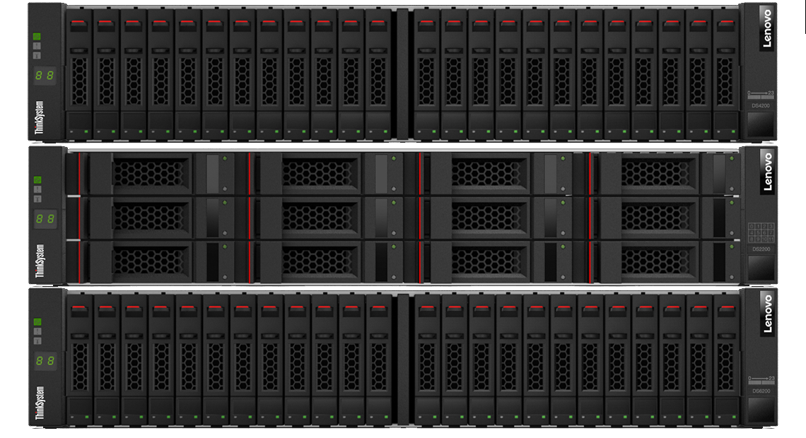 Lenovo Data Center Products